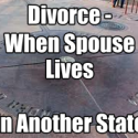 How To File Divorce In California And Serve Spouse In Another State