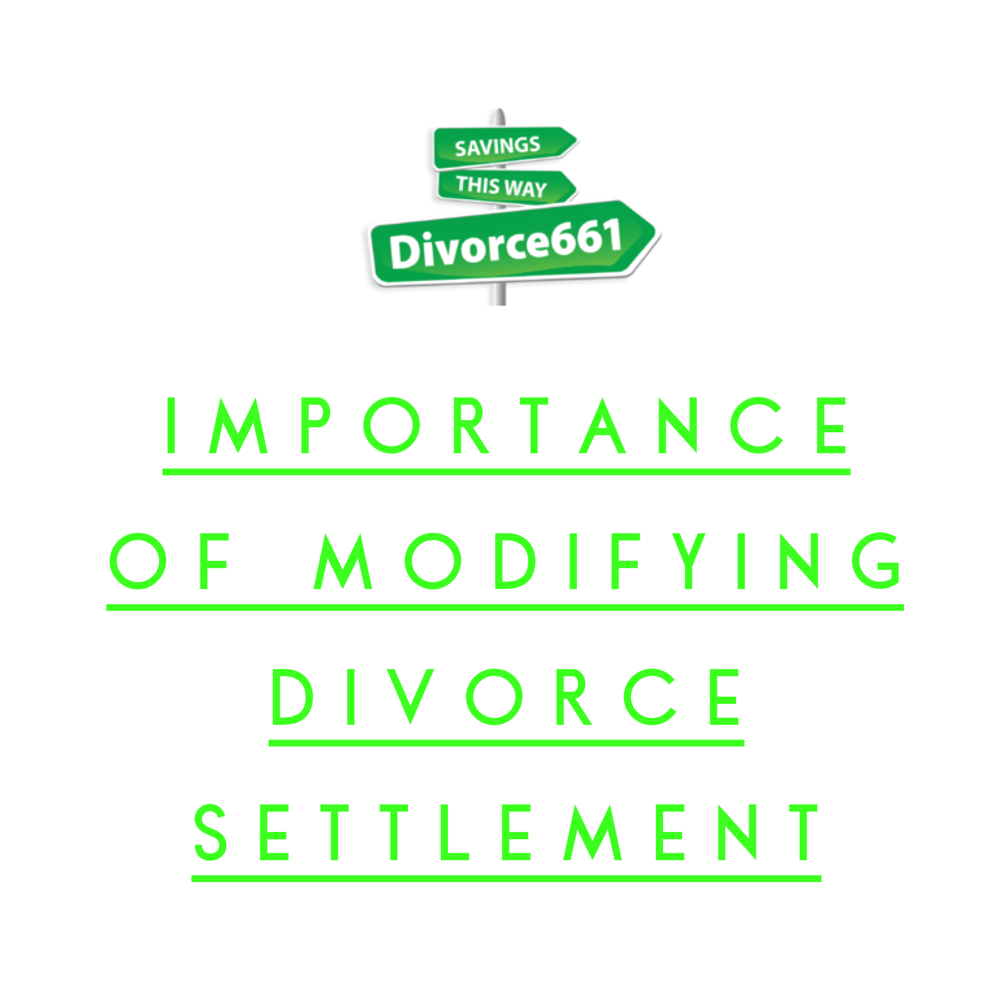 Why It S Important To Change A California Divorce Settlement