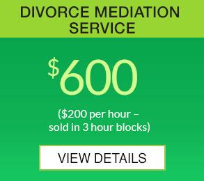 Divorce Mediation Service